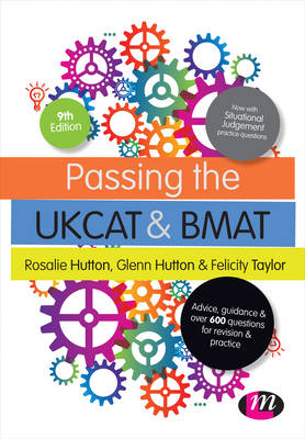 Passing the UKCAT and BMAT: Advice, Guidance and Over 650 Questions for Revision and Practice - Student Guides to University Entrance Series (Paperback)