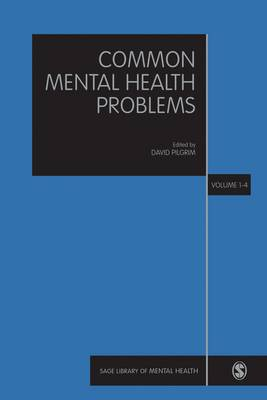 Common Mental Health Problems - SAGE Library in Mental Health (Hardback)