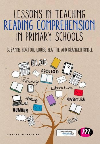 Lessons in Teaching Reading Comprehension in Primary Schools - Lessons in Teaching (Hardback)