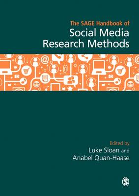 The SAGE Handbook of Social Media Research Methods (Hardback)