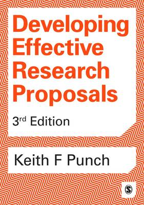 Developing Effective Research Proposals (Hardback)