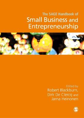 The SAGE Handbook of Small Business and Entrepreneurship (Hardback)