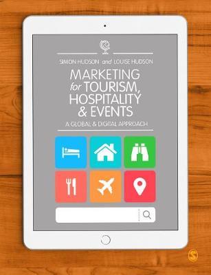 Marketing for Tourism, Hospitality & Events: A Global & Digital Approach (Hardback)