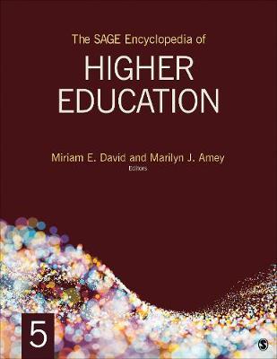 The SAGE Encyclopedia of Higher Education (Hardback)