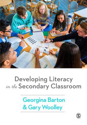 Developing Literacy in the Secondary Classroom (Paperback)