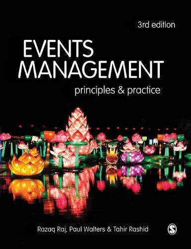 Events Management: Principles and Practice (Hardback)