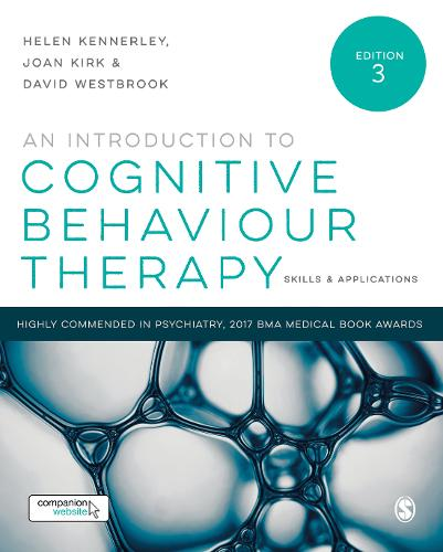 An Introduction to Cognitive Behaviour Therapy: Skills and Applications (Hardback)