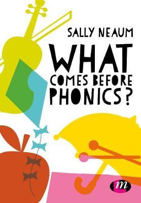 What comes before phonics? (Hardback)
