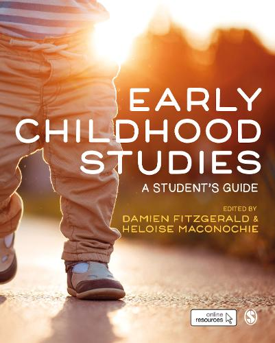 Early Childhood Studies: A Student's Guide (Paperback)