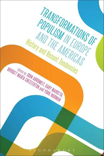 Transformations of Populism in Europe and the Americas: History and Recent Tendencies (Hardback)