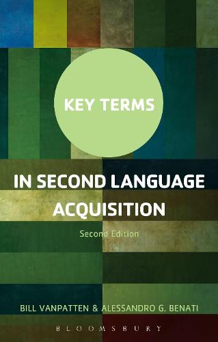 Key Terms in Second Language Acquisition - Key Terms (Paperback)
