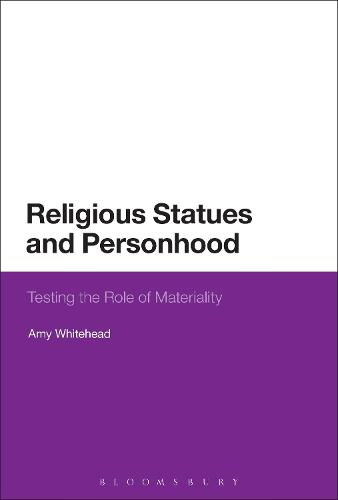 Religious Statues and Personhood: Testing the Role of Materiality (Paperback)