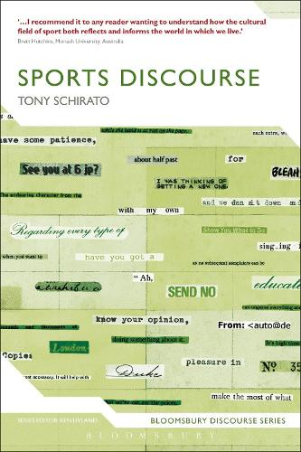 Sports Discourse - Bloomsbury Discourse (Paperback)