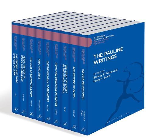 Biblical Studies: The Epistles - Bloomsbury Academic Collections - Bloomsbury Academic Collections: Biblical Studies
