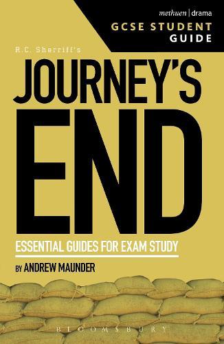 Journey's End GCSE Student Guide - GCSE Student Guides (Paperback)