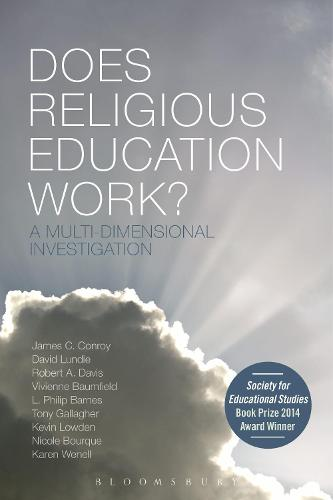 Does Religious Education Work?: A Multi-dimensional Investigation (Paperback)