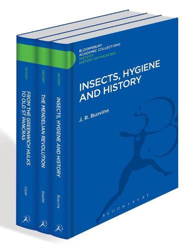 History: History of Medicine - Bloomsbury Academic Collections - History: Bloomsbury Academic Collections