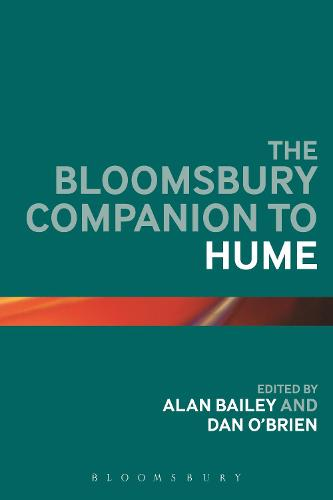The Bloomsbury Companion to Hume - Bloomsbury Companions (Paperback)