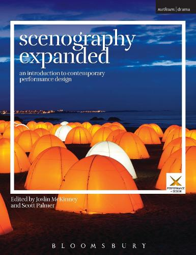 Scenography Expanded: An Introduction to Contemporary Performance Design - Performance and Design (Hardback)