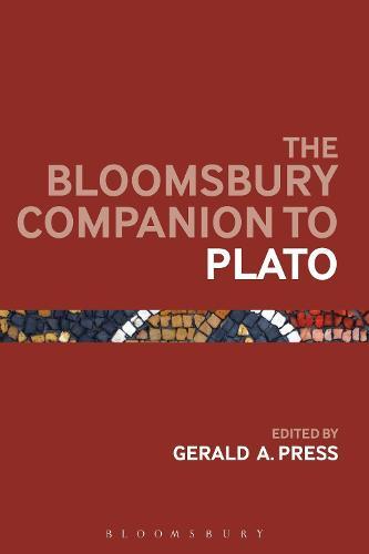 The Bloomsbury Companion to Plato - Bloomsbury Companions (Paperback)