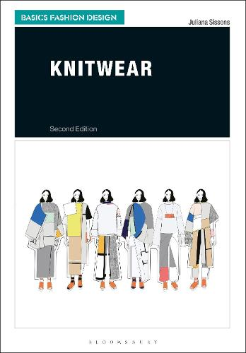 Knitwear: An Introduction to Contemporary Design - Basics Fashion Design (Paperback)