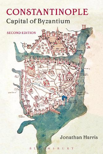 Constantinople: Capital of Byzantium (Hardback)