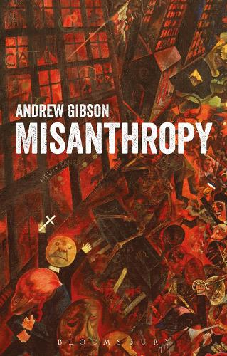 Misanthropy: The Critique of Humanity (Paperback)