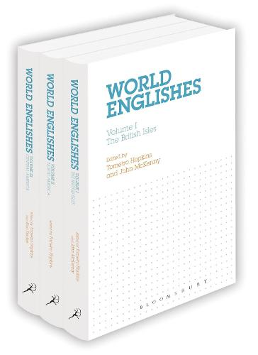 World Englishes Volumes I-III Set: Volume I: The British Isles Volume II: North America Volume III: Central America - World Englishes