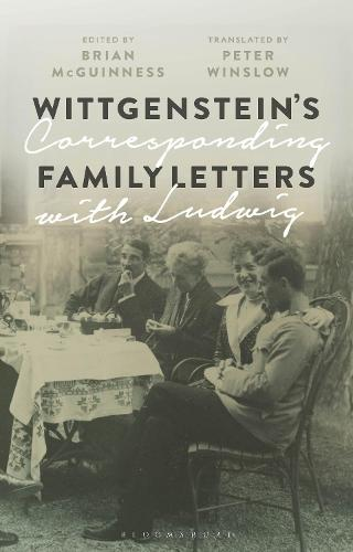 Wittgenstein's Family Letters: Corresponding with Ludwig (Hardback)