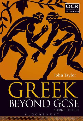 Greek Beyond GCSE (Paperback)