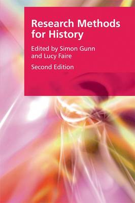 Research Methods for History (Hardback)