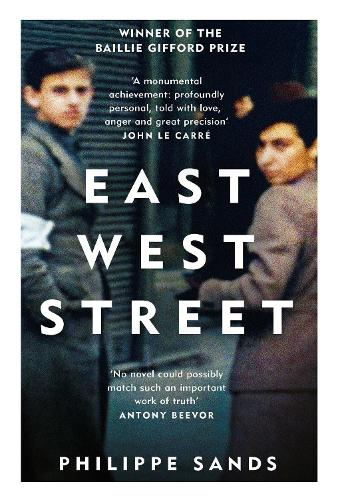 East West Street (Paperback)