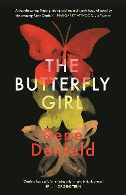 The Butterfly Girl (Paperback)