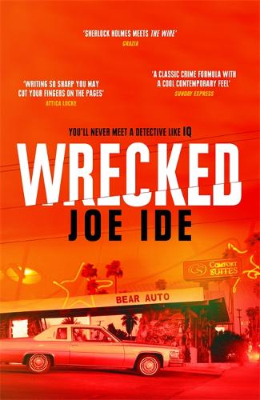 Wrecked - IQ (Hardback)