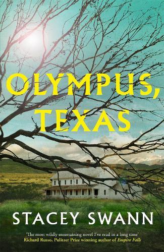 Olympus, Texas (Hardback)