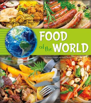 Food of the World - A+ Books: Go Go Global (Hardback)