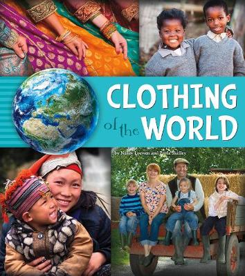 Clothing of the World - A+ Books: Go Go Global (Paperback)