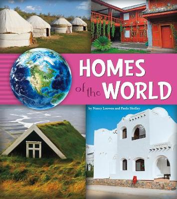 Homes of the World - A+ Books: Go Go Global (Paperback)