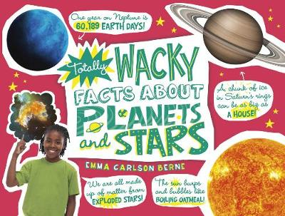 Totally Wacky Facts About Planets and Stars - Mind Benders: Mind Benders (Hardback)