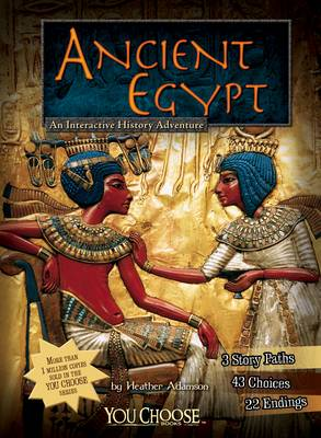 Ancient Egypt - You Choose: You Choose: Historical Eras (Paperback)