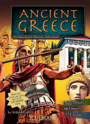 Ancient Greece - You Choose: You Choose: Historical Eras (Paperback)