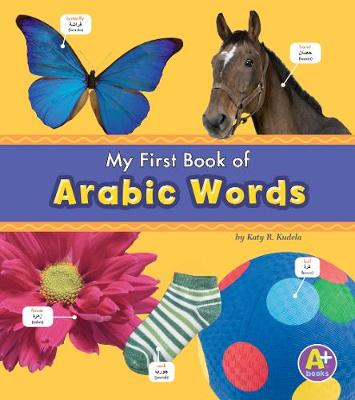 Arabic Words - A+ Books: Bilingual Picture Dictionaries (Hardback)