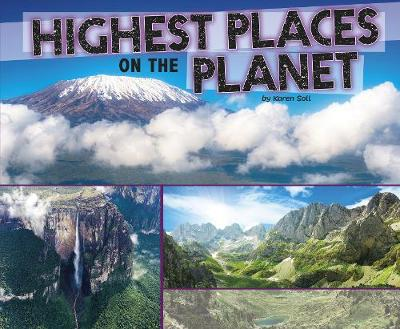 Highest Places on the Planet - Pebble Plus: Extreme Earth (Paperback)