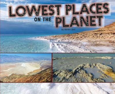 Lowest Places on the Planet - Pebble Plus: Extreme Earth (Paperback)