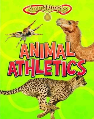 Animalympics Pack A of 4 - Read Me!: Animalympics (Hardback)
