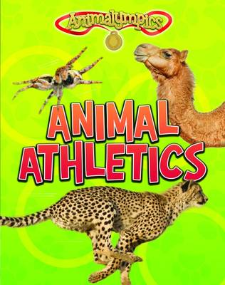 Animalympics Pack A of 4 - Read Me!: Animalympics (Paperback)