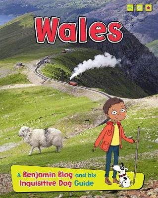 Wales: A Benjamin Blog and His Inquisitive Dog Guide - Read Me!: Country Guides, with Benjamin Blog and his Inquisitive Dog (Paperback)