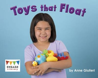 Toys that Float - Engage Literacy: Engage Literacy Pink (Paperback)