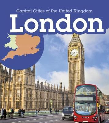 Capital Cities of the United Kingdom Pack A of 4 - Young Explorer: Capital Cities of the United Kingdom (Paperback)