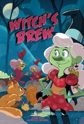 Witch's Brew - Monster Heroes: Monster Heroes (Paperback)